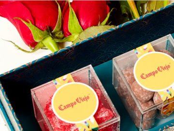Camp Viejo x Sugarfina Valentines Day Sweepstakes and Fire Drill