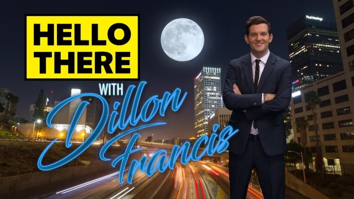 Dillon Francis Sweepstakes