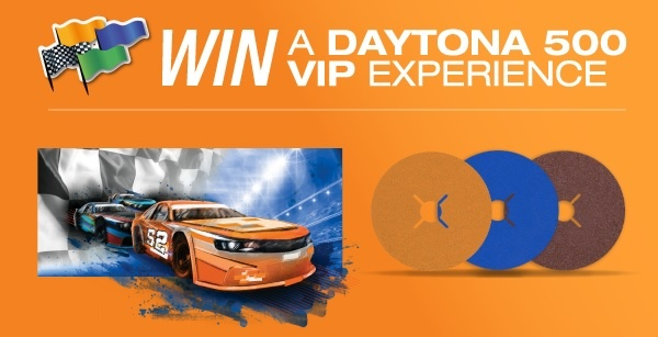 Daytona 500 Racing Experience Sweepstakes