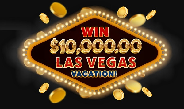PCH $10K Vegas Vacation Sweepstakes