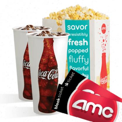 Coca Cola AMC Instant Win