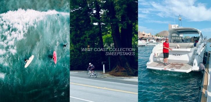 Nobu West Coast Collection Sweepstakes