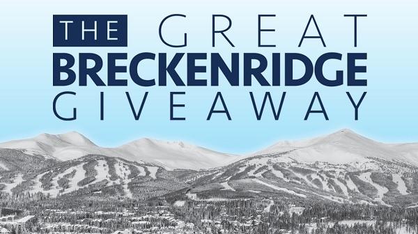 Breckenridgediscountlodging.com the Great Breckenridge Giveaway