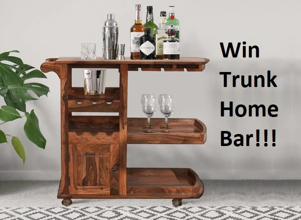 The Jameson Bring the Bar Home Sweepstakes