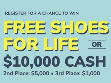 Shoe Station Shoes For Life Giveaway