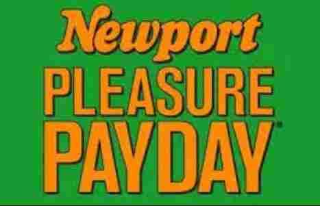 Newport Pleasure PayDay Scratcher Sweepstakes