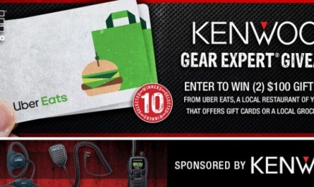 GME Supply Gear Expert Giveaway