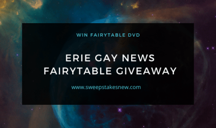 Erie Gay News Fairytable Giveaway