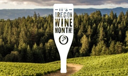 Oregon Wine Month Sweepstakes