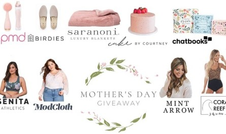 Saranoni Mother's Day Giveaway