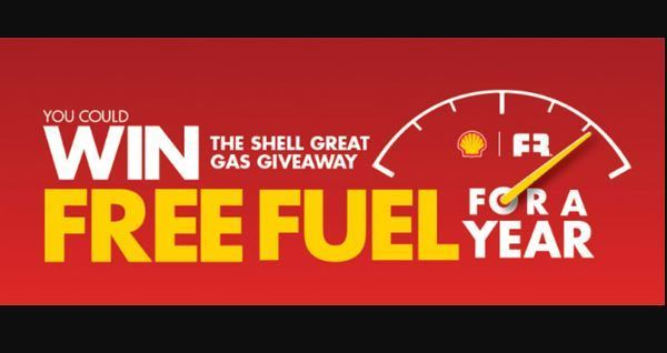 Win Over $1 Million in Prizes On Shell Great Gas Giveaway