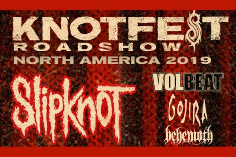 Knotfest Roadshow online Contest – Win Tickets