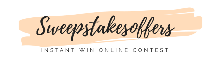 Sweepstakes offers