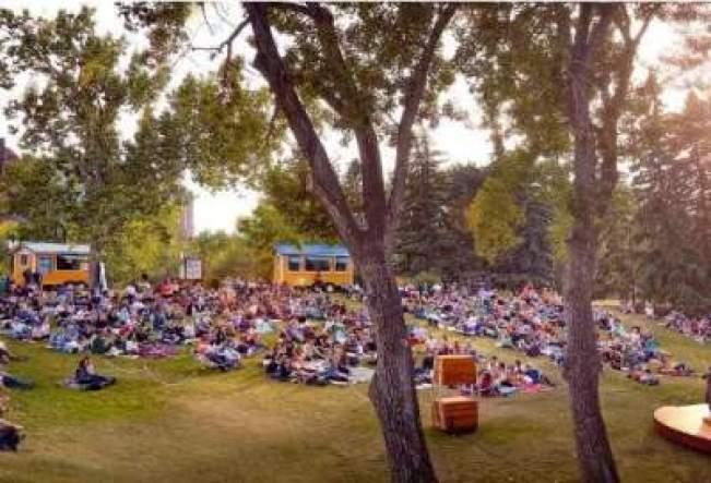 Global News Theatre Calgary Contest