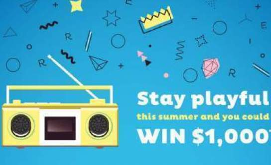 OREO Stay Playful Sweepstakes - Win Cash