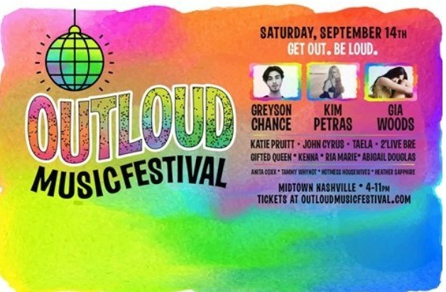 Outloud Music Festival Online Sweepstakes – Win Two Tickets