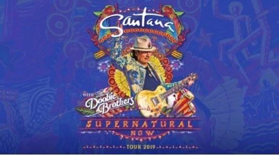 Big 100 Santana With The Doobie Brothers Sweepstakes