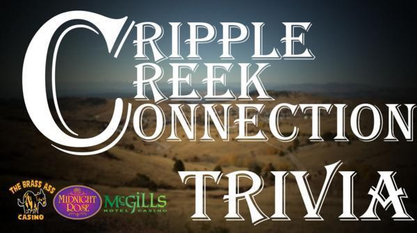 Fox21news Cripple Creek Connection Trivia Sweepstakes