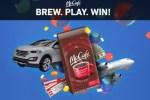 McDonald McCafe Instant Win Game