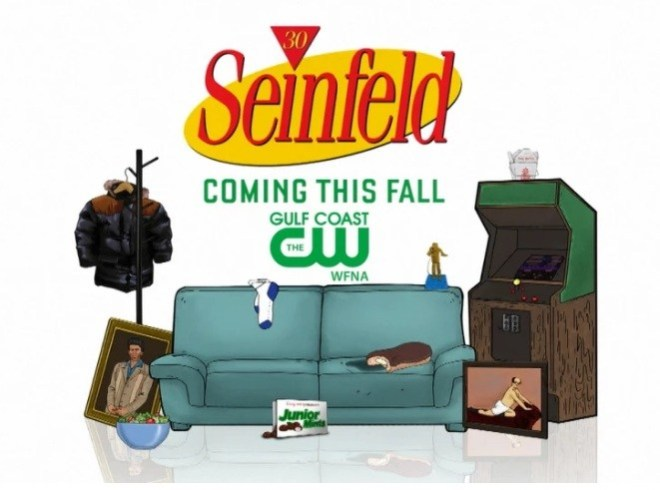 Seinfeld Prize Pack Giveaway