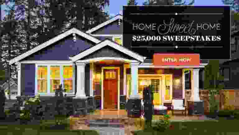 Better Homes And Gardens Sweepstakes - Win Check