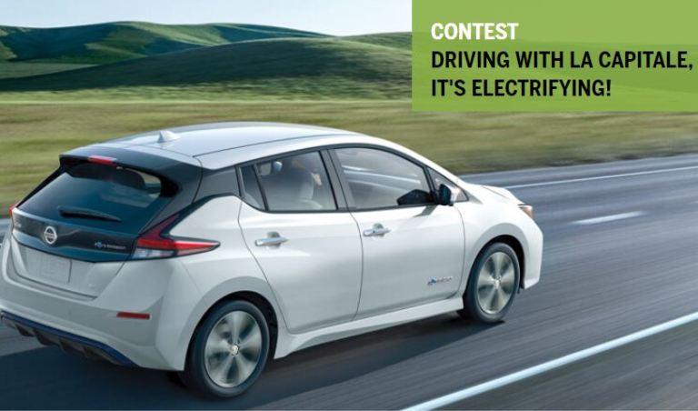 Driving with La Capitale Contest - Win Car