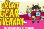Ernie Ball Great Gear Giveaway – Win Guitars
