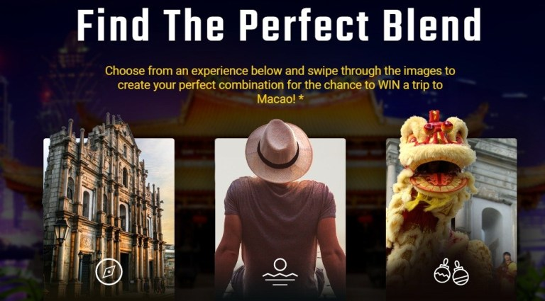 Expedia Macao The Perfect Blend Sweepstakes – Win Trip