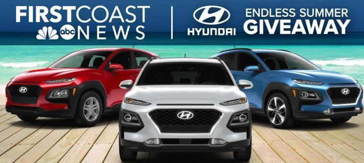 Hyundai Endless Summer Sweepstakes – Win Car