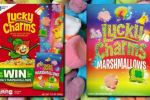 Lucky Charms Marshmallows Sweepstakes - Win Lucky Charms