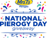 Mrs. Ts Pierogies National Pierogy Day Sweepstakes – Win Gift Card