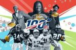 NFL Huddle for 100 Sweepstakes - Win Trip