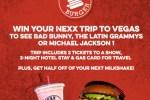 Nexx Trip To Las Vegas Online Sweepstakes – Win Tickets