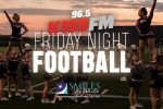 KISS FM Friday Night Football Contest - Win Tickets