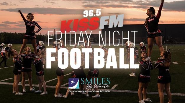 KISS FM Friday Night Football Contest - Win Tickets