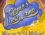 PCH Genies Lucky Lamp Game Sweepstakes - Win Cash Prizes