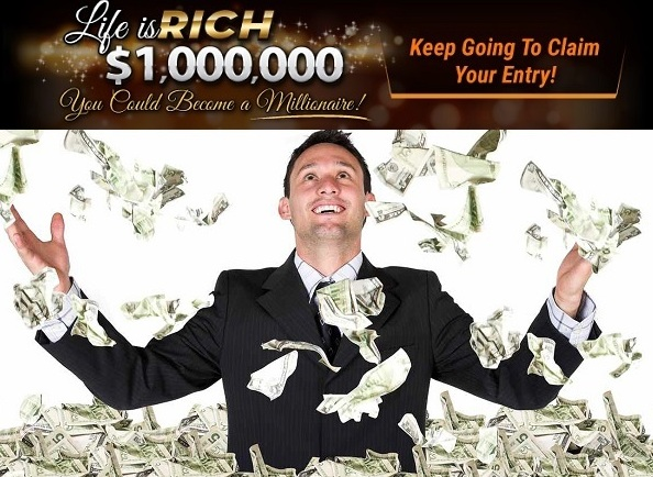Life Is Reach Giveaway – Win Cash Prizes
