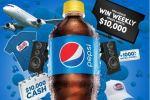 Drink Pepsi Get Pepsi Stuff Contest - Win Cash Prizes