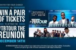 TB Tour The Reunion Contest – Win Tickets