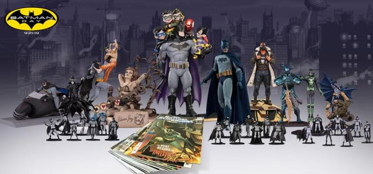 The Batman Day 2019 Sweepstakes – Win Prize