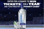 New Amsterdam Vodka Tickets For A Year Sweepstakes - Win Gift Card