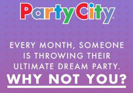 Ultimate Dream Party Sweepstakes - Win Gift Card