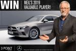 3AW Neils Valuable Player Contest - Win Car