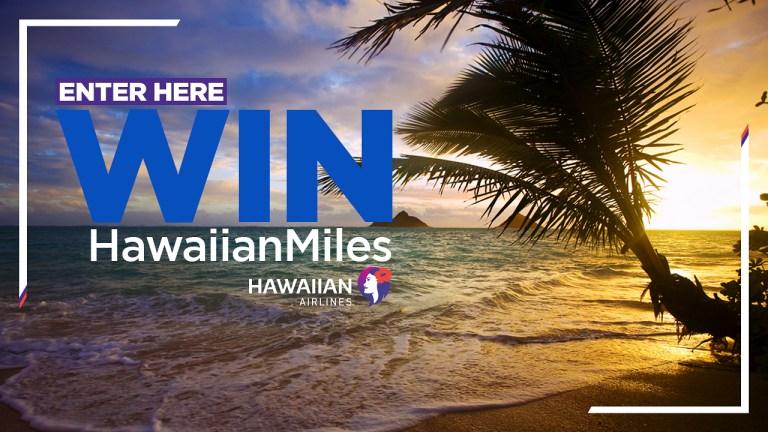 Aloha Fridays Sweepstakes – Win Cash Prizes