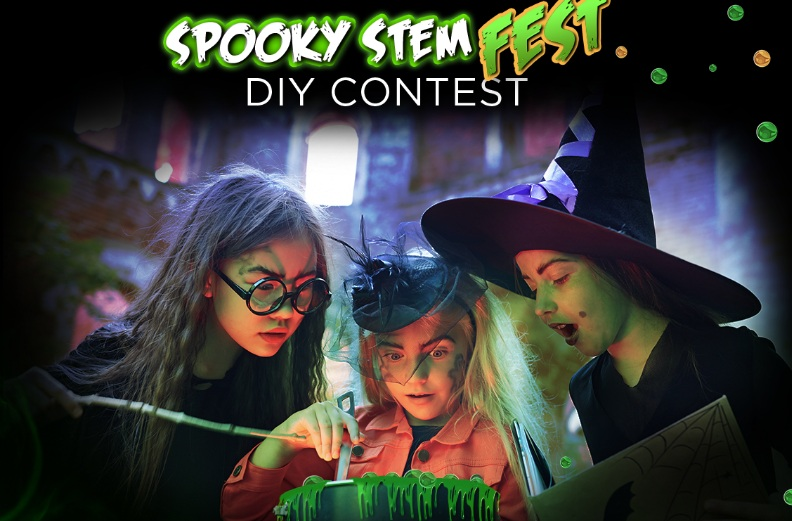 Arm And Hammer Spooky Stem Fest Contest - Win Check