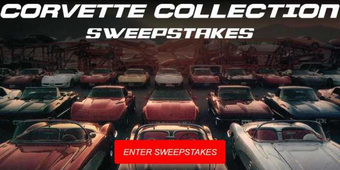 Corvette Heroes Sweepstakes – Win Car