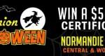 Dominion Halloween Trivia Contest – Win Gift Card