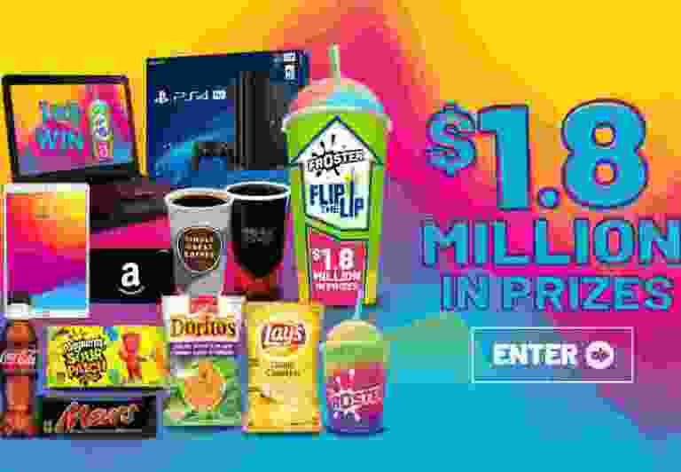 Circle K Froster Flip The Lip Contest - Win Cash Prizes