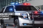 VIK9s K9 Law Enforcement SUV Giveaway - Win Car