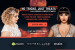 Garnier Halloween Instant Win Game - Win Prize